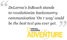 National Geographic Adventure Quote